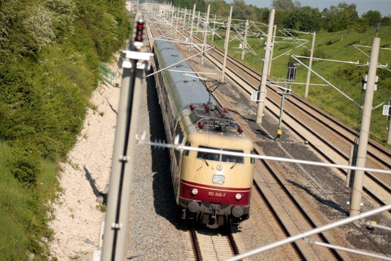 Haspelmoor (Hattenhofen)    Baujahr: 1853    Besonderheit: Der Ort entstand erst mit dem Bahnhof.