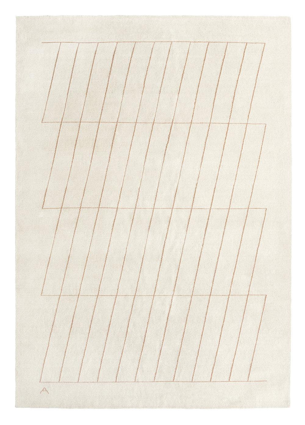 Aiio   Amai  rug  260 x 180cm  100% Tibetan wool      https://www.aiiostudio.com/amai