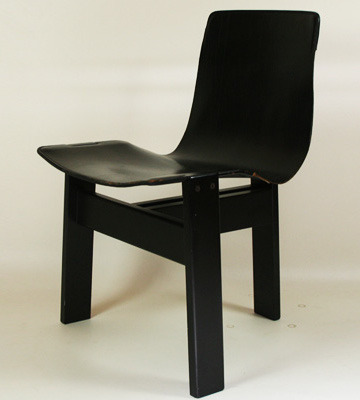 (via  9012fb51ccc2c0770206559ee0e52b03.jpg (360×400) )   Angelo Mangiarotti Chair  TRE 3    1978