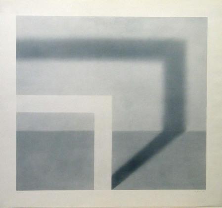 rhapsodical :     Gerhard Richter,  Shadow Picture II  1968