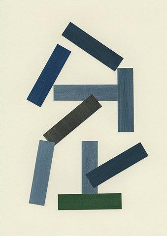 Liam Stevens - No.3 (Build), 2014