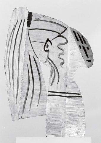 Sylvette, 1954 — Picasso