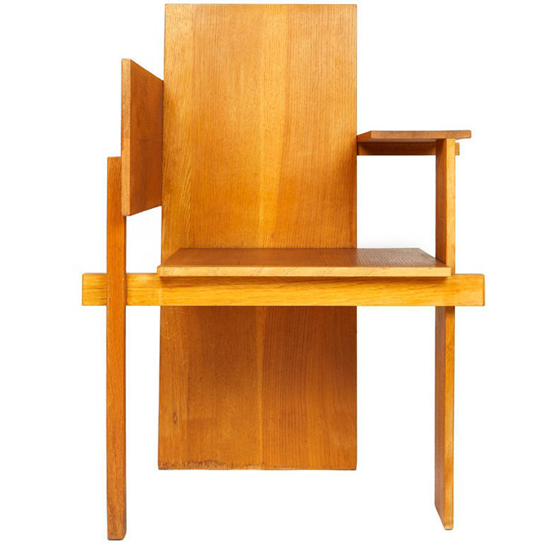 Berlin Chair - Gerrit Rietveld