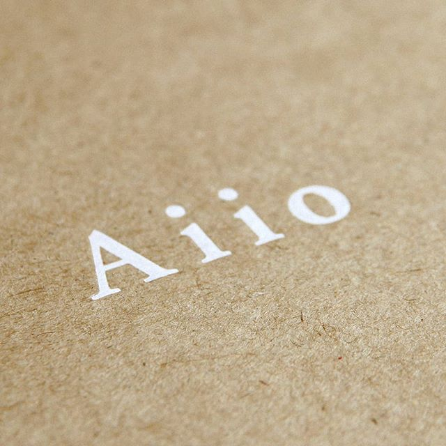 Aiio edition box - our hand-knotted rugs are made in limited editions. Each piece comes with a beautifully printed edition box containing our unique numbered and signed certificate.
