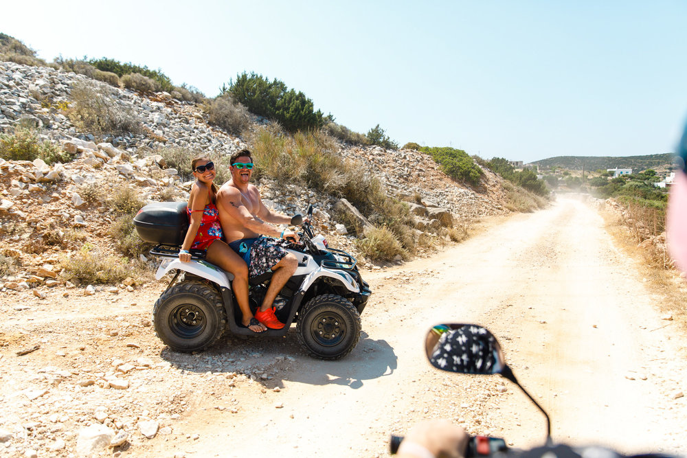 Dream, explore, discover - The Mykonos Route