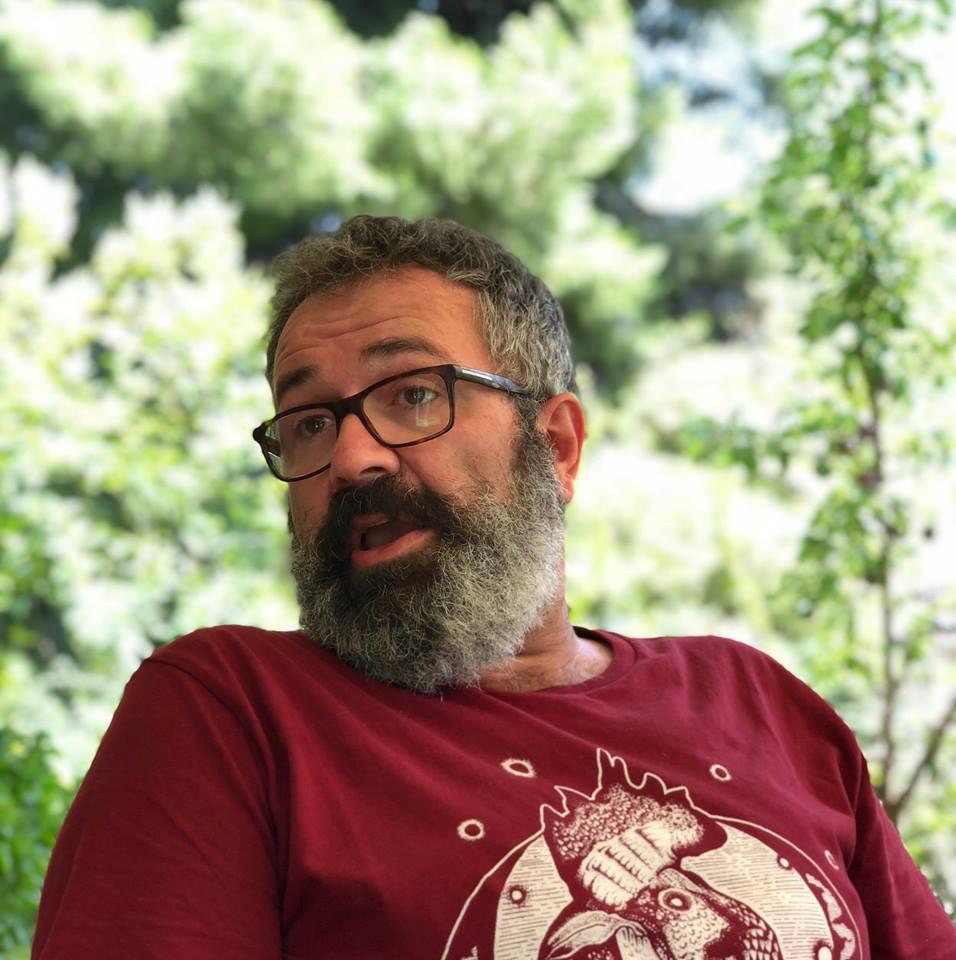 Мартин Димитров, Creative Director,  Nitram