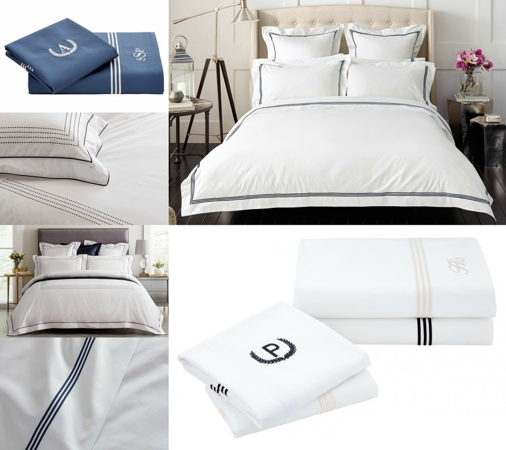1. 1200TC Palais Quilt Cover (Ocean) from $629.95 2. 1200 TC Palais Tailored Quilt Cover (Midnight) from 629.95 3. Sheridan Goddard Quilt Cover $349.95