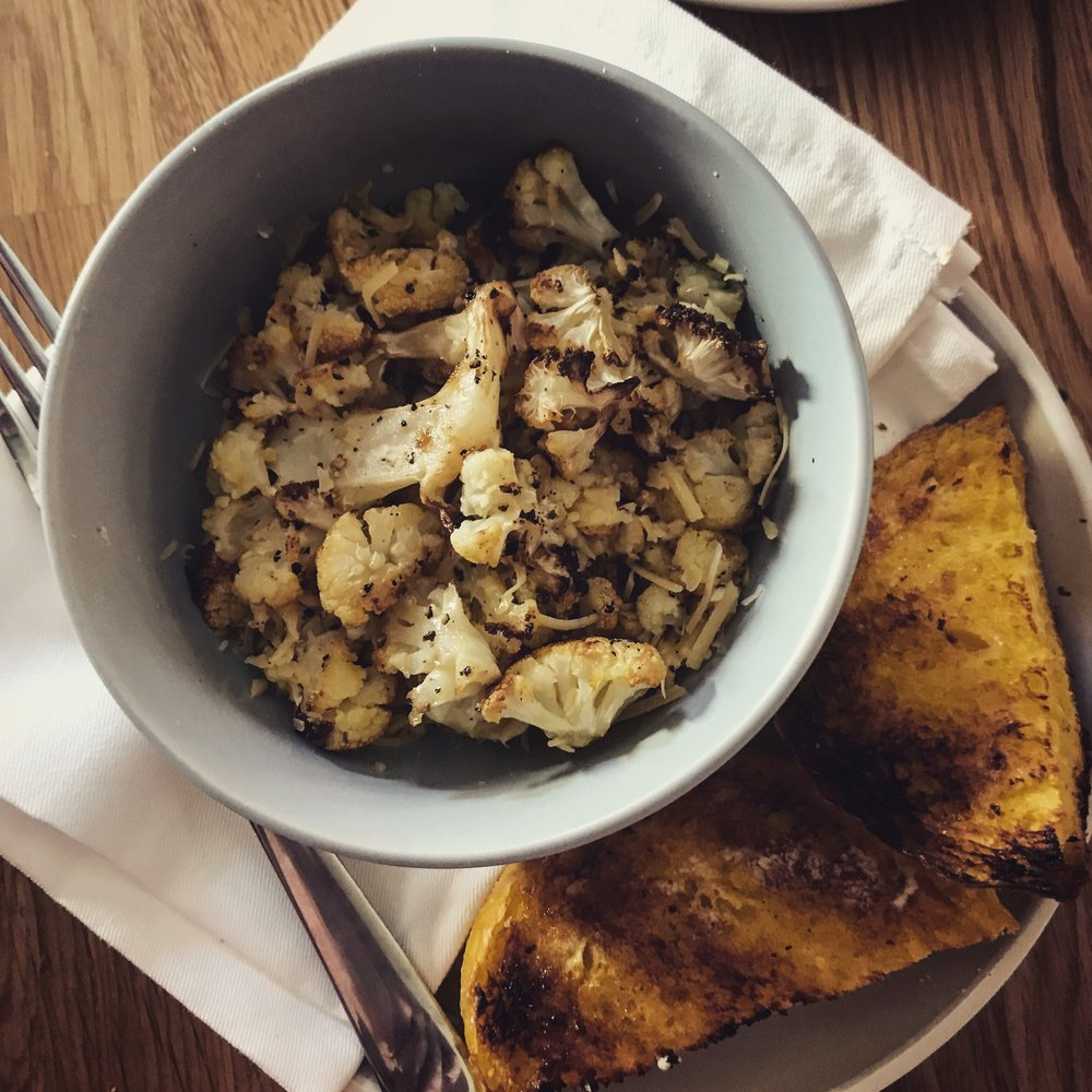 cauliflower roast ct style