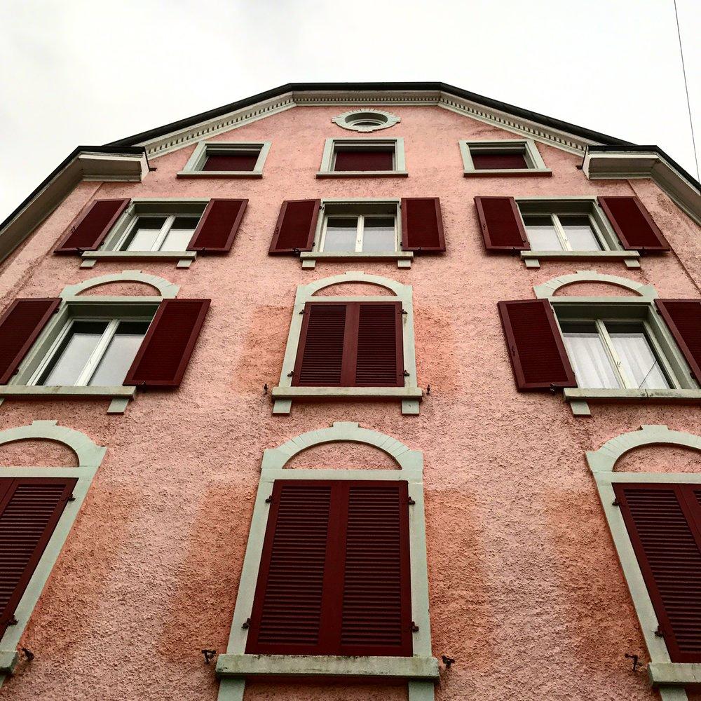 Zürich ct style