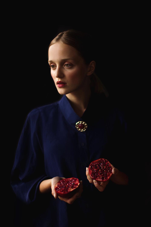 Classic Portrait, 2011 © Sonia Szóstak  courtesy the artist & No Wódka