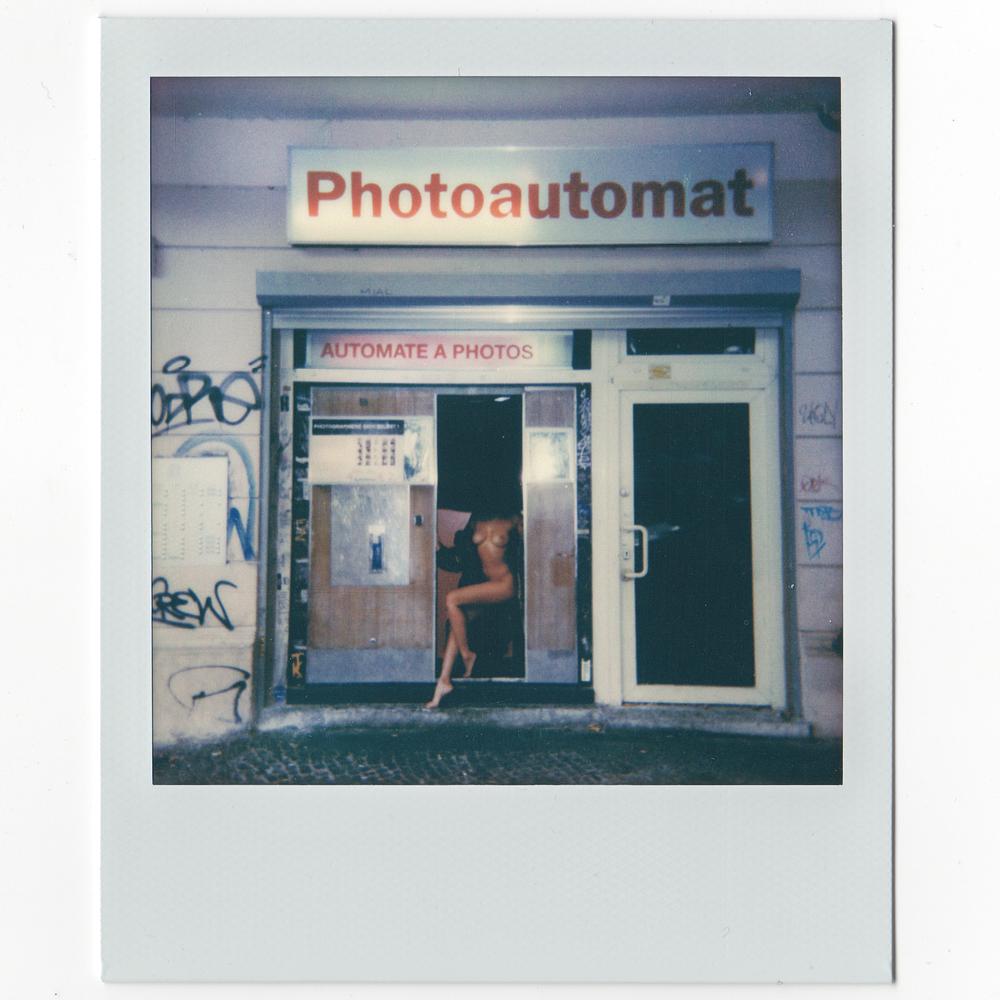 Photoautomat   © Simon Lohmeyer