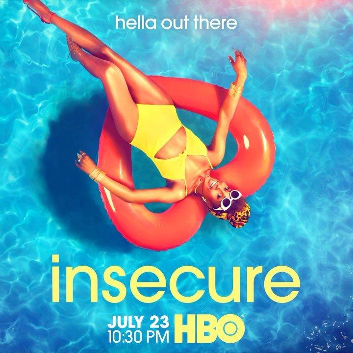 Issa Rae's Insecure Season 2 Promo