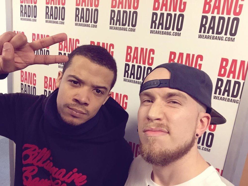 TMD X RALEIGH RITCHIE