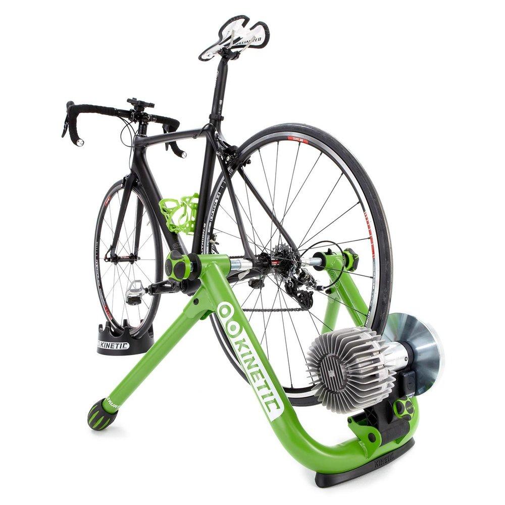 Kinetic Bike Trainer >> Kinetic Kinetic Road Machine Smart Bike Trainer