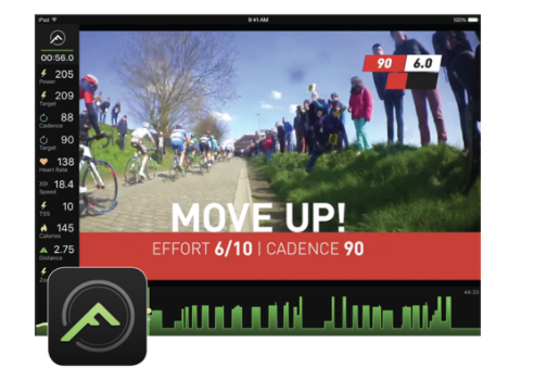 Kinetic — 6 Apps to Take Your Training to the Next Level - Bike Trainer