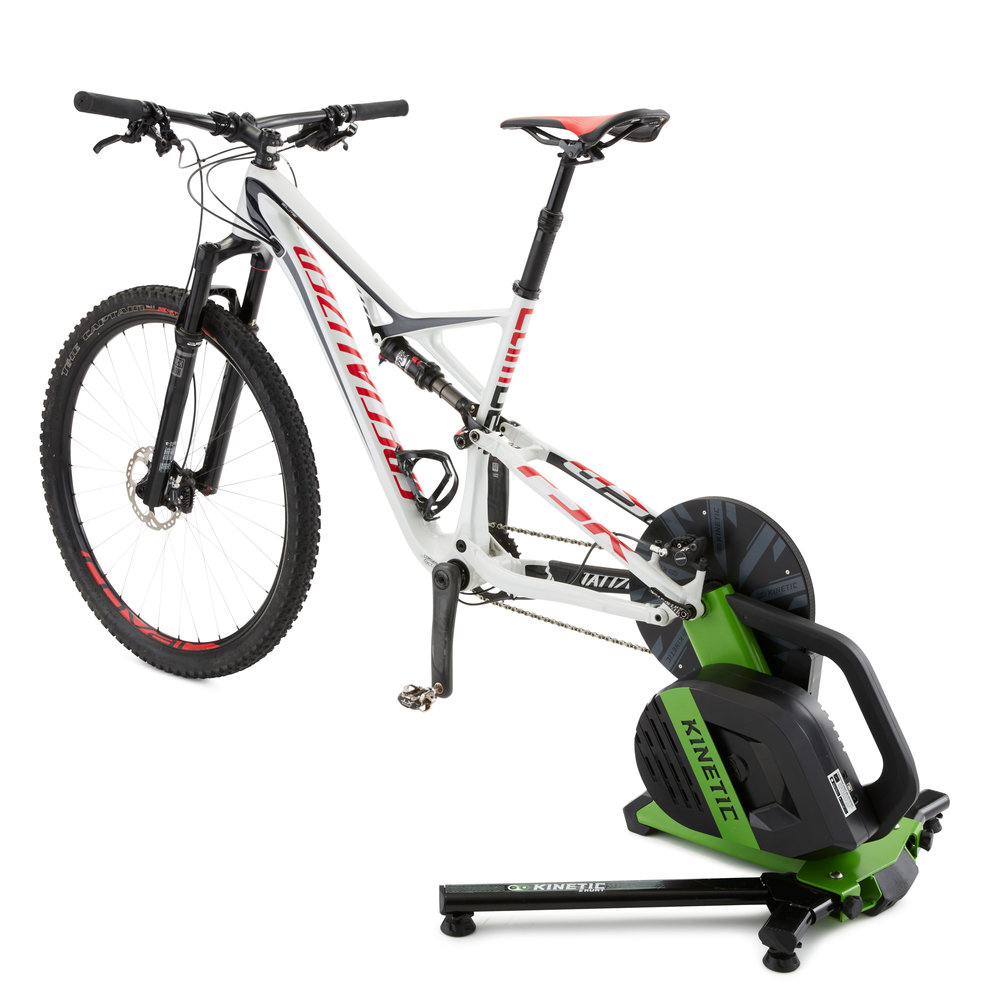 6a18bacf9a8 NEW: Kinetic R1. 1,050.00. The Kinetic R1 bike trainer is the only  interactive, direct-drive ...