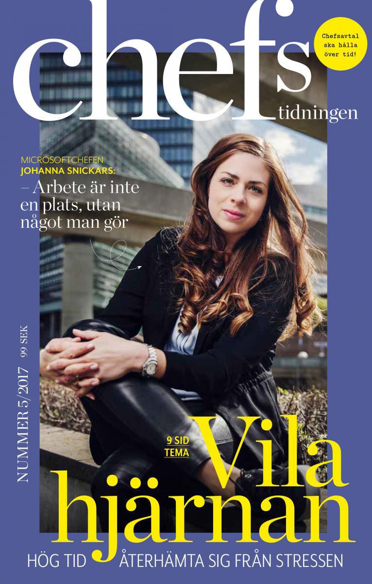 Chefstidningen, Sweden