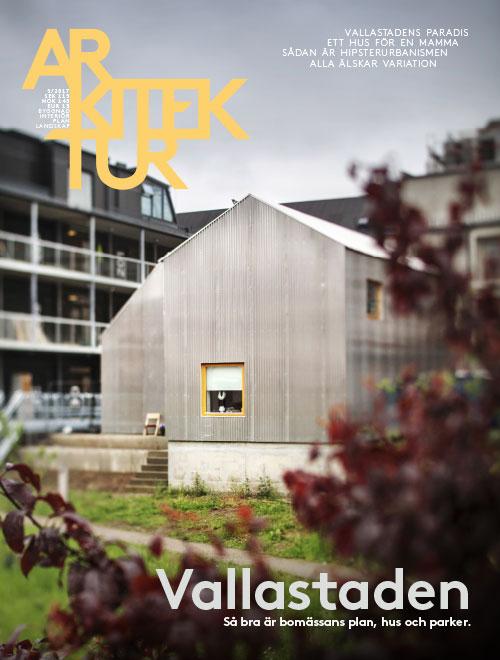 Tidskriften Arkitektur, Sweden