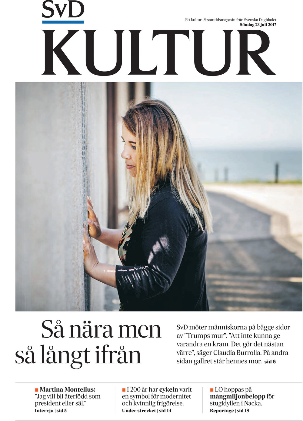 SvD Kultur, Sweden