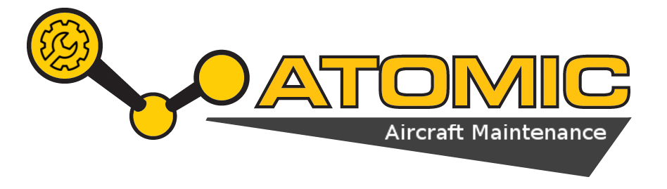 ATOMIC AIRCRAFT MAINTENANCE
