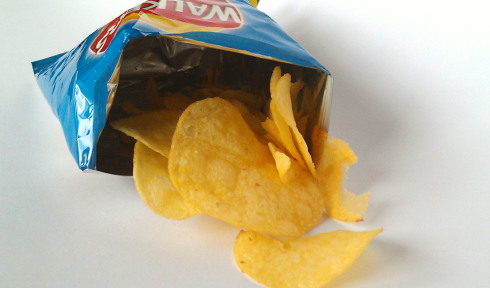 Crisps: Good for boosting memory (kind of)