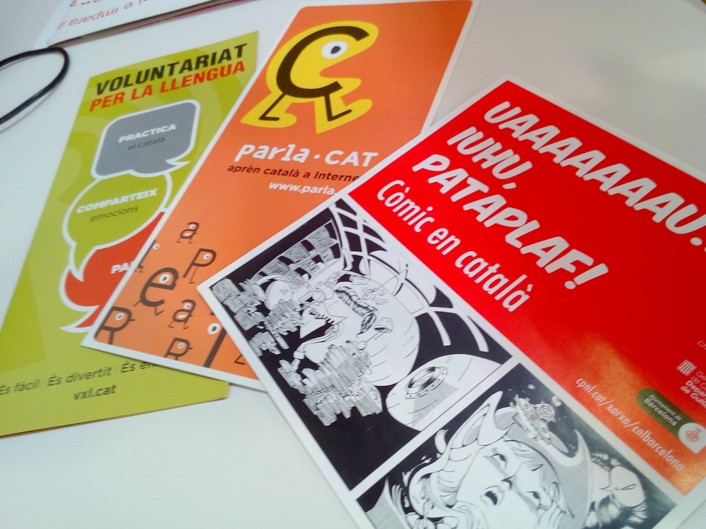 Some of the many resources out there for students of Catalan