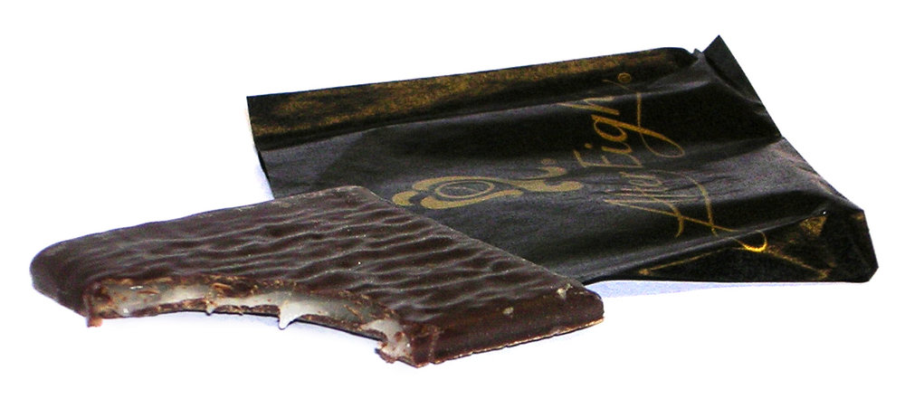 After Eights: The nation's favourite after-dinner mint for spitting back up and hiding in the nearest plant pot.