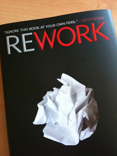 "Rework: ""Fire the workaholics"""