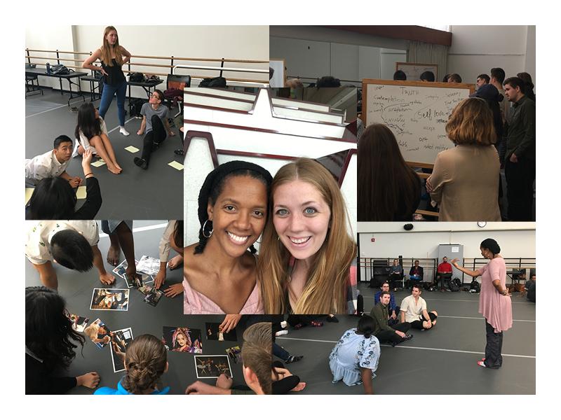 Juilliard PASC Workshop
