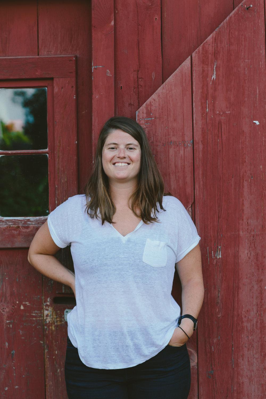 Maggie Donin,  Beginning Farmer Specialist