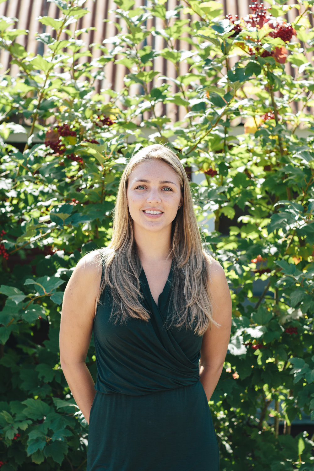 Kendall Frost, Intervale Food Hub Marketing & Outreach Coordinator
