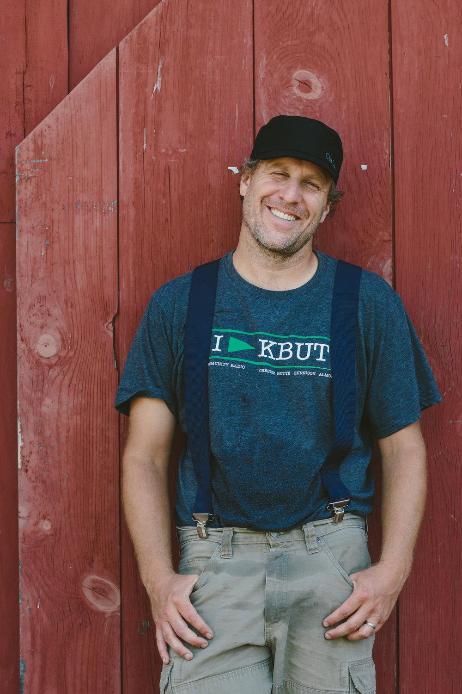 Seth Gillim, Intervale Conservation Nursery Assistant Manager