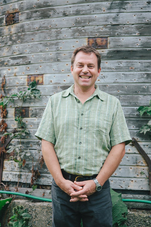 Travis Marcotte, Executive Director