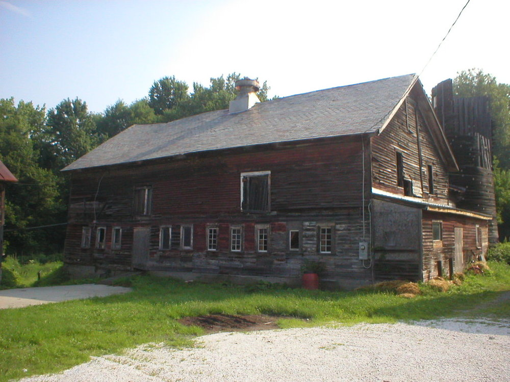 Dairy Barn before renovations