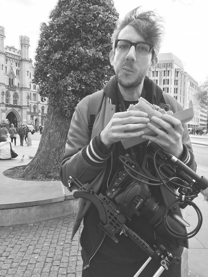 James - video director/DOP