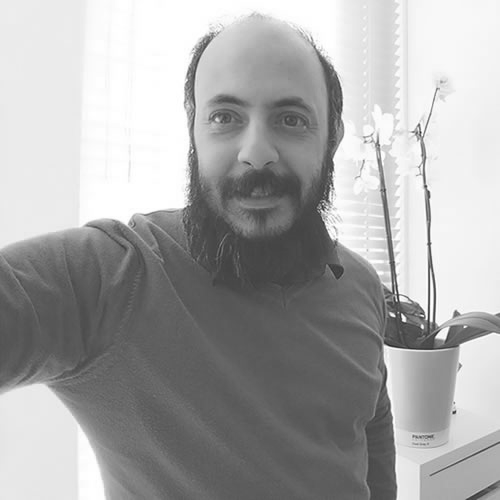 Michael - web designer