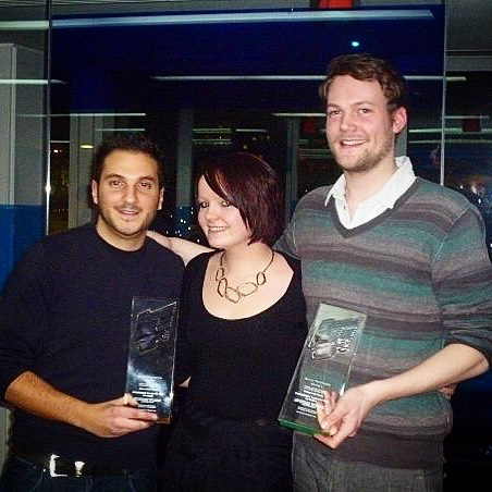 Winning the Royal Television Society award 10 years ago 🎬 • • • #throwbackthursday #twofresh #videoproduction #video #film #animation #london #motiongraphics #productioncompany #digitalmarketing #london #videoshoot #filmlife