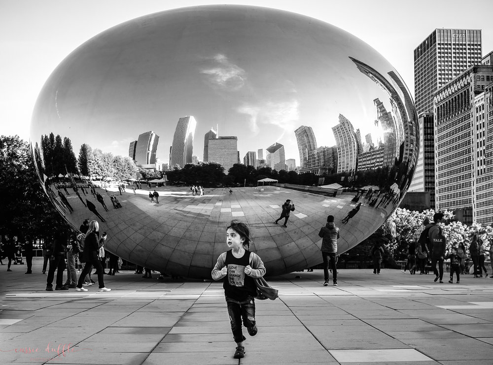The Girl and the Bean