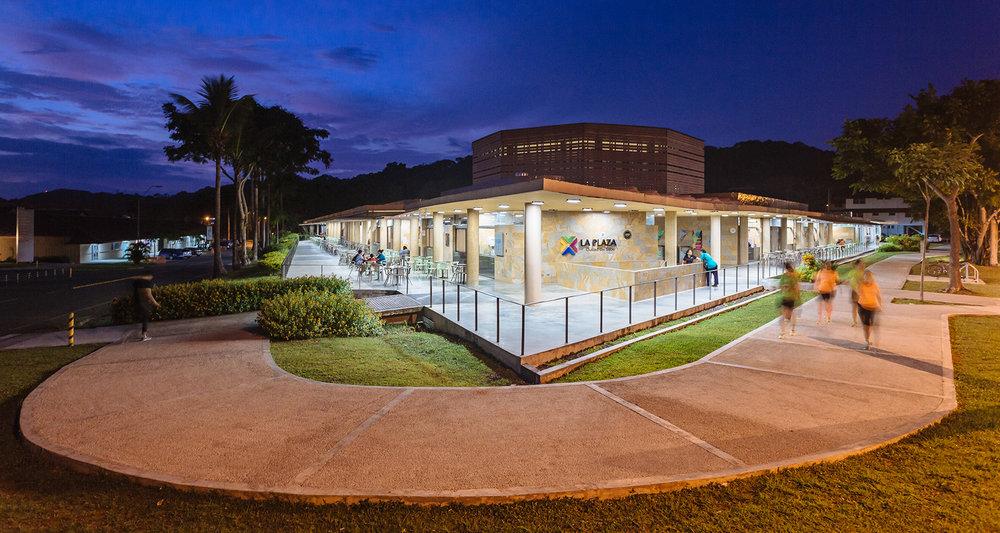 Centro ComercialCiudad del Saber - Ciudad de Panamá, PanamáLEED CS -v2009 -LEED Oro9.270m2