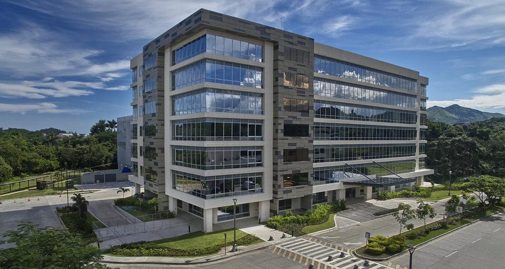 Panama Pacífico - Ciudad de Panamá, PanamáLEED CS -v2009 -LEED Platino14.307m2
