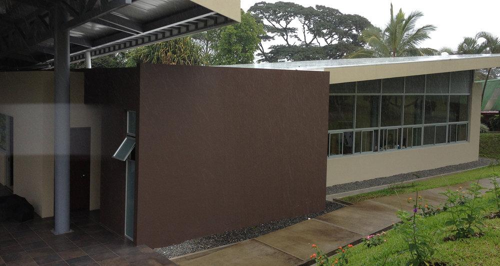 Carta de la Tierra,Universidad para la Paz - San José, Costa RicaLEED NC -v2009 -LEED Plata634m2