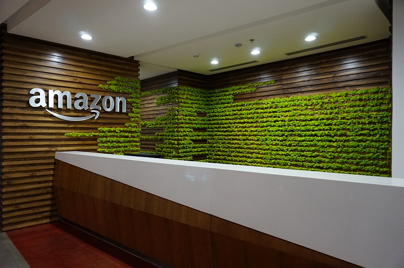 Amazon - San José, Costa RicaLEED v4 ID+C: CI - LEED Plata