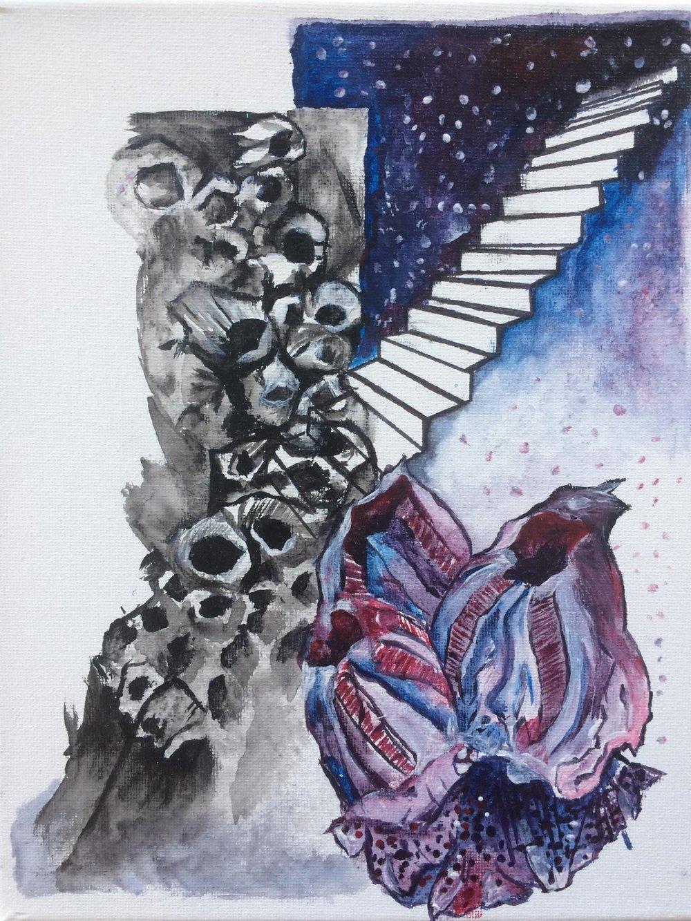 Artwork by Sara Farag Elkamel.