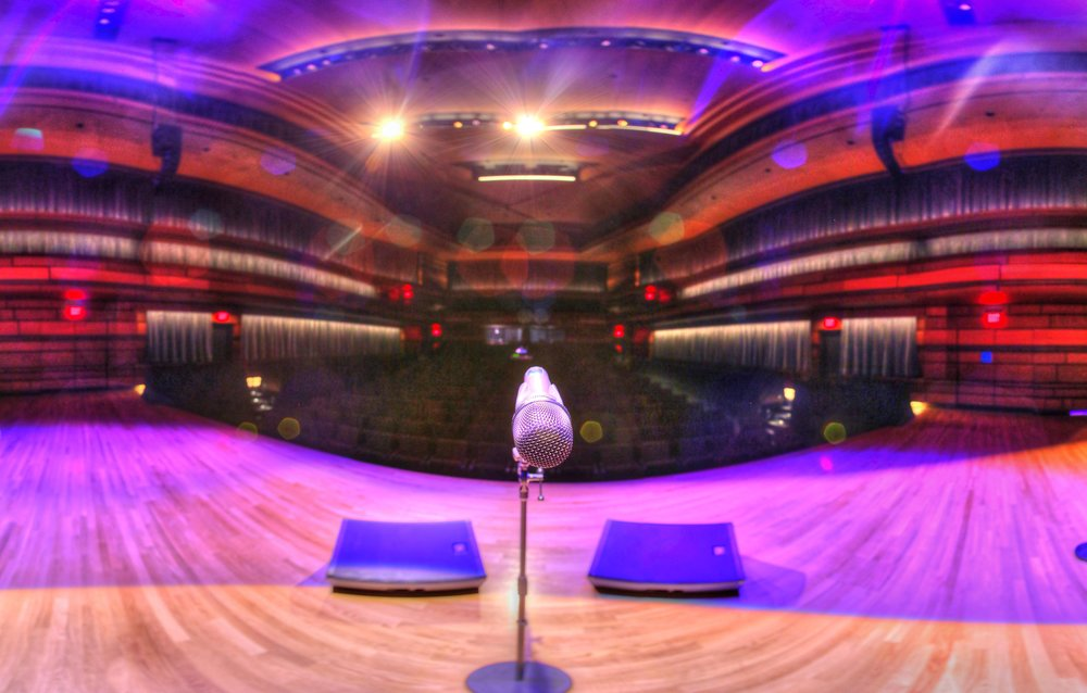 The Isabel Bader Performing Arts Centre 360º Virtual Tour