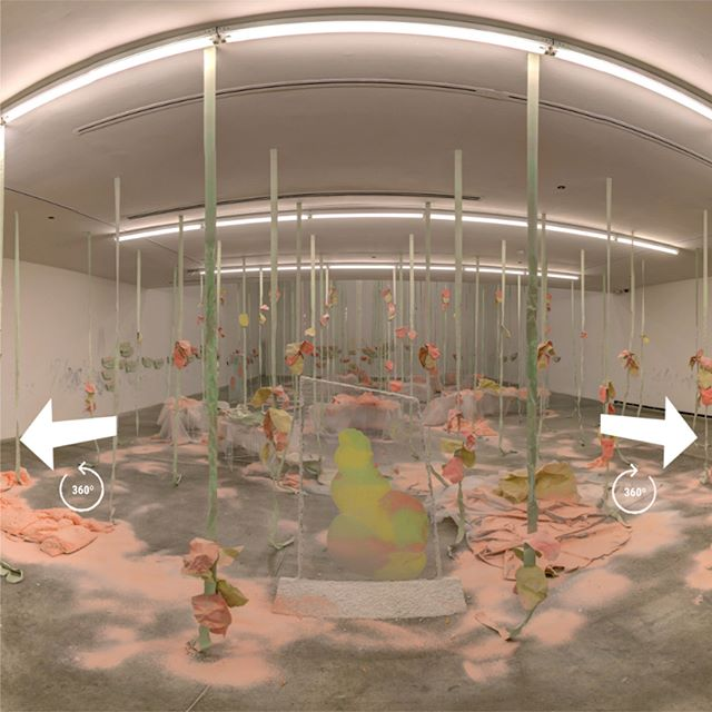 Want to explore more of Karla Black's artwork at the Power Plant Art Gallery but can't make it to the gallery itself? Take a look at our newest 360º Virtual Tour and see what's behind you! liberty360.ca/PowerPlant/Fall2018/360.html 😯 - - - - #vr #360 #virtualreality #VRmedia #tech #canon #immersive #liberty360 #kingston #toronto #ottawa #photo360 #explorein360 #art #samsungvr #googlecardboard #research #virtualtour #virtualart #360lab #powerplant #nationalgallery #canada #artistporject #art  #canadianart #karlablack #artgallery #virtualart #virtualartgallery