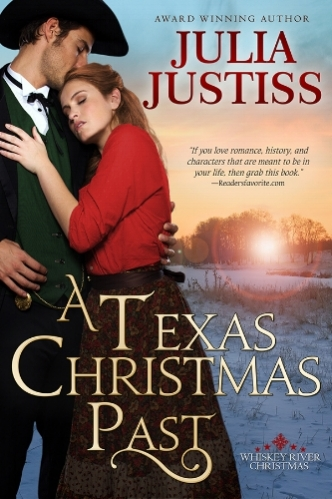 A Texas Christmas Past Julia Justiss Whiskey River Christmas
