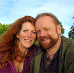 Sy & Ash (UK) A couple offering retreats and individual sessions to help you be more