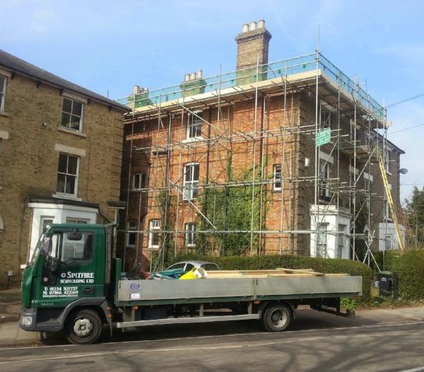 spitfire-scaffolding-northants