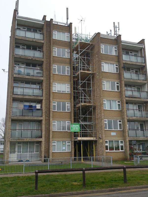 scaffolding-huntingdon