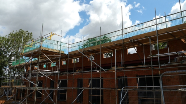 new-build-scaffolding